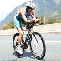 Triathlon Rad Zellamsee